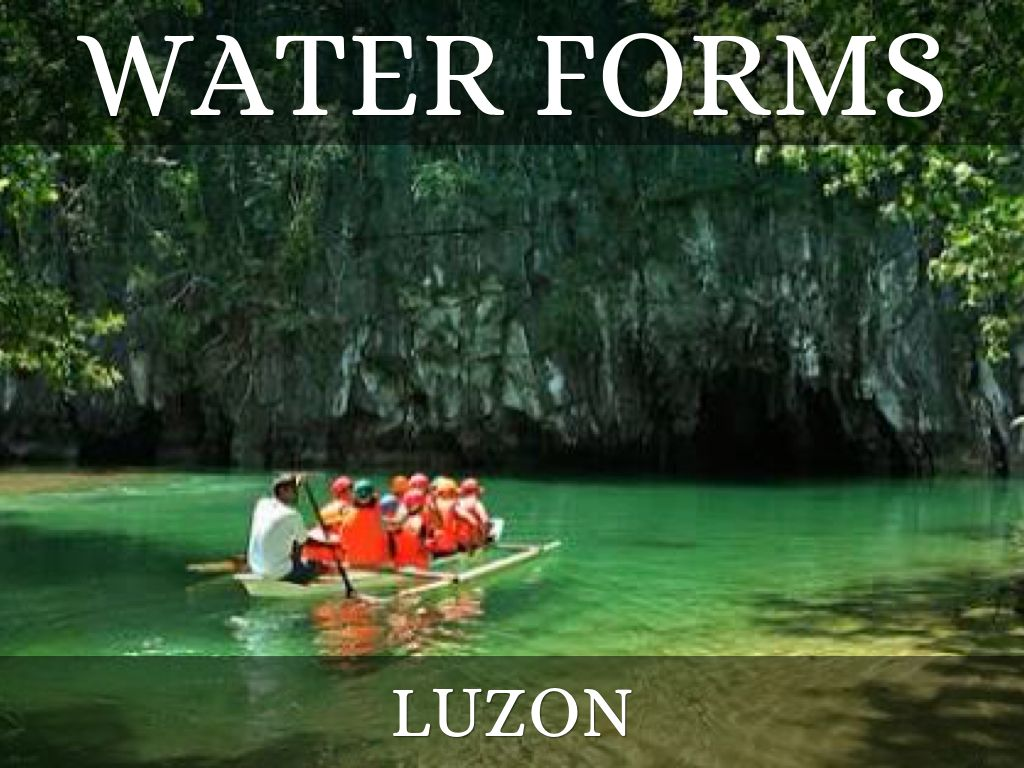 Philippine S Land And Water Formers By Camille Arboleda