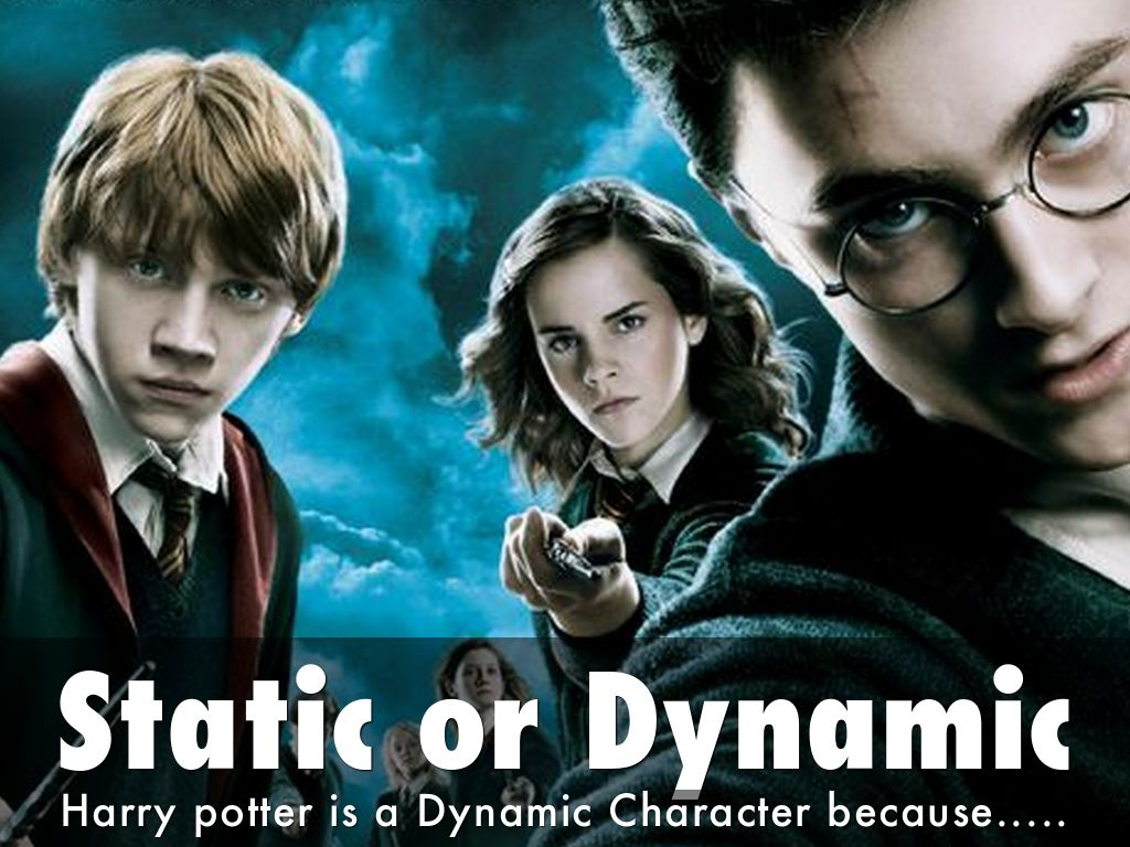 Harry Potter Character Traits Sparknotes Harry Potter
