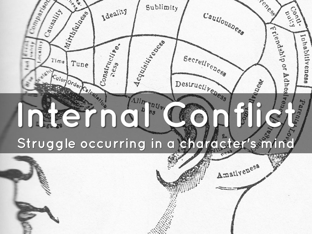 Types Of Conflict By Dwhitenack