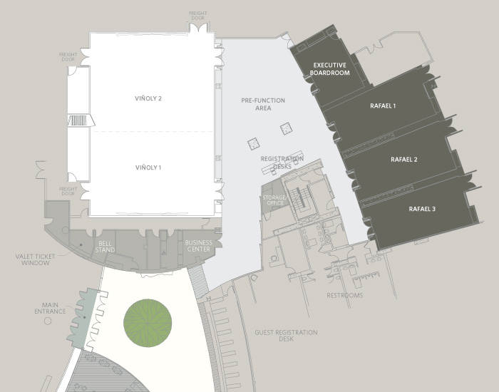 Vdara 2 Bedroom Hospitality Suite Floor Plan Review Design