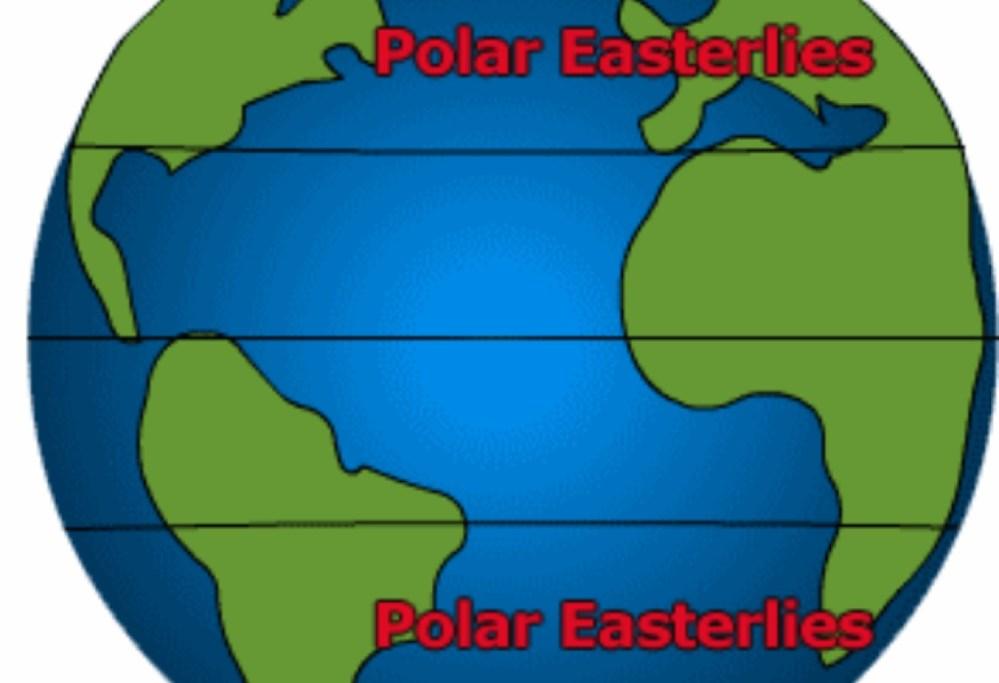 medium resolution of polar easterly diagram