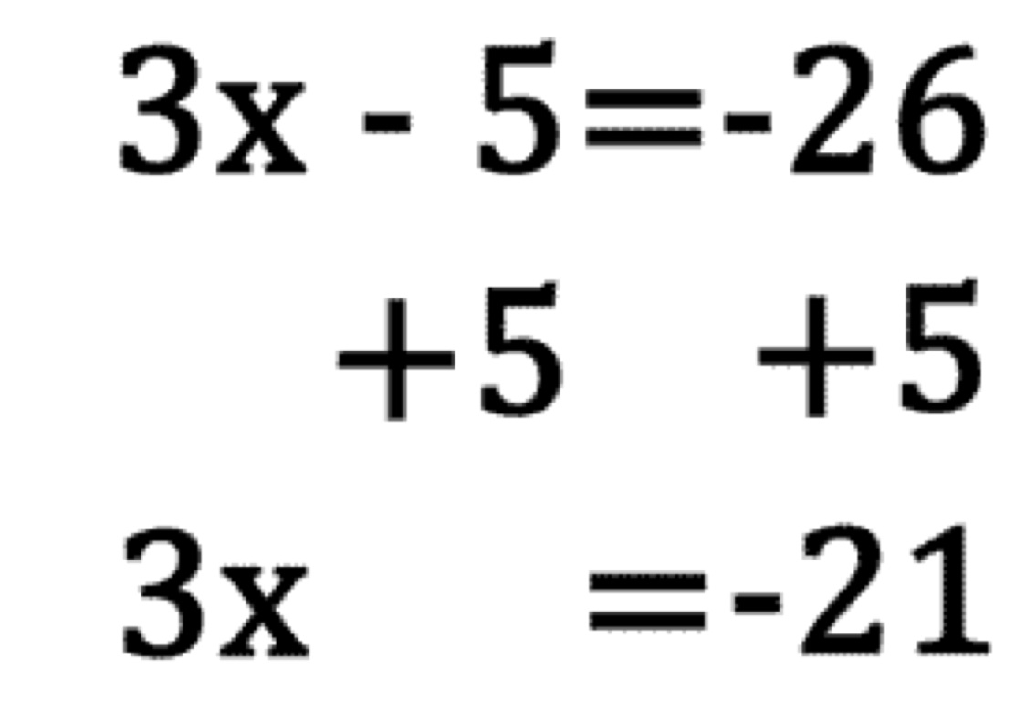 How To Solve Multi Step Equations With Fractions And