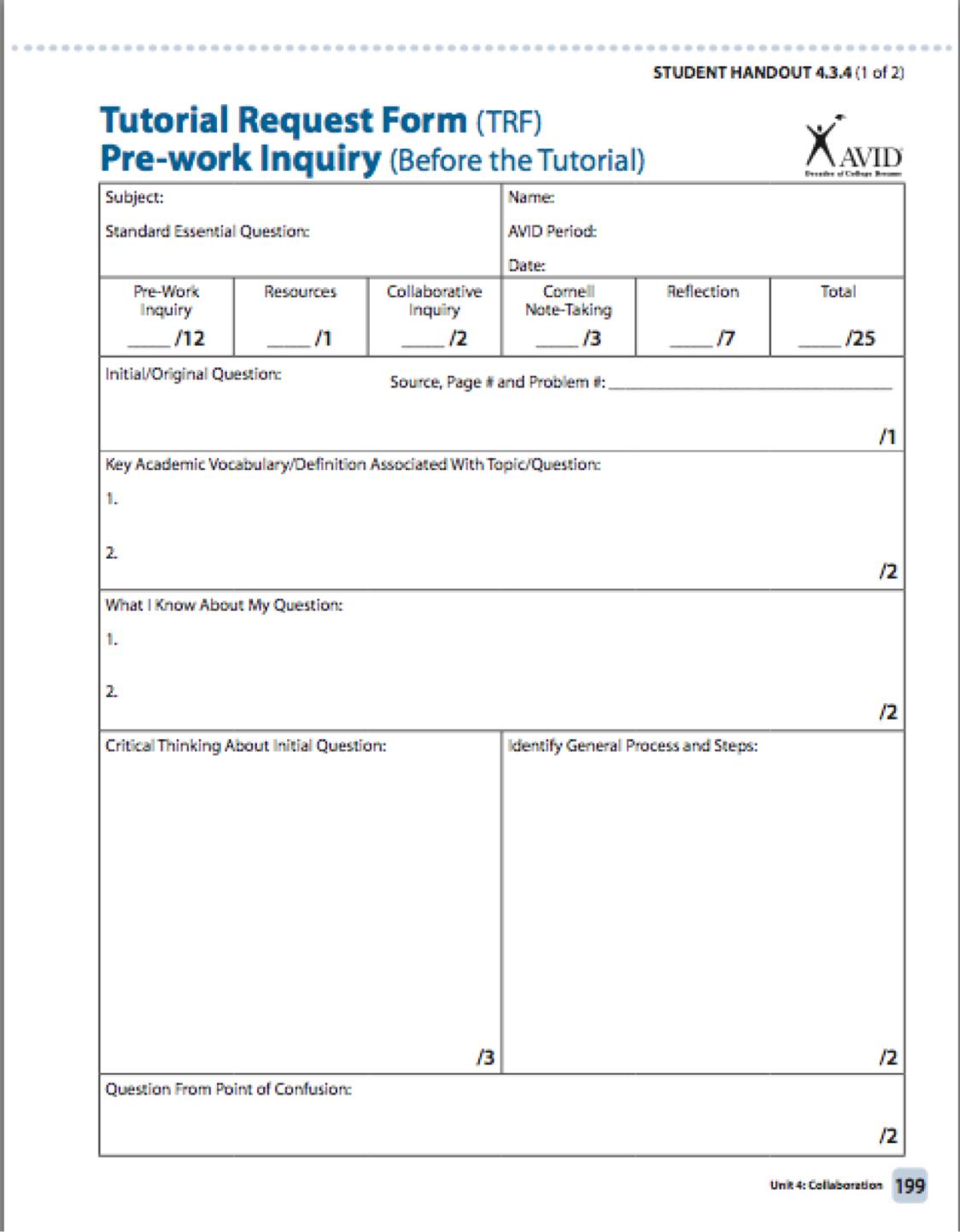 Refraction Worksheet Students
