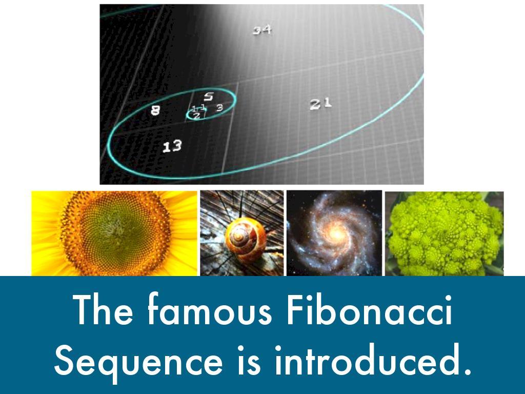 Fibonacci Sequence By Cheryl Peele