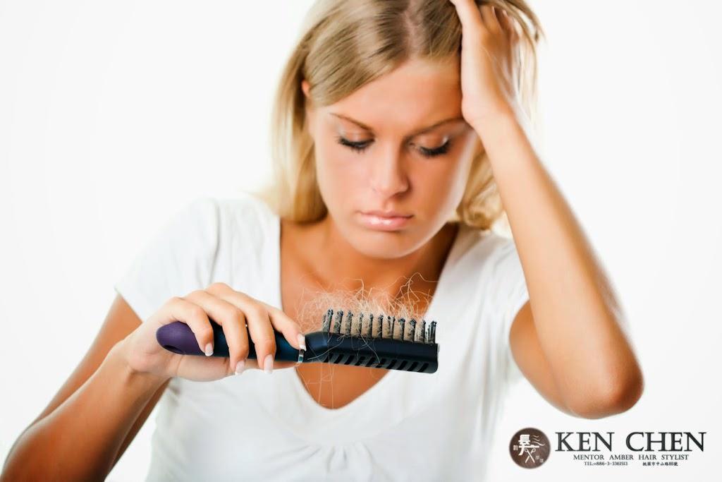 固定分線真的比較容易掉髮嗎?