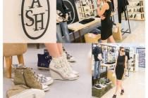 [穿搭]完全擄獲女人的心,穿上ASH成為時尚街拍女神!!