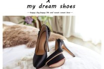 [婚鞋]我們的婚紗照鞋 : Charlotte Olympia & Prada