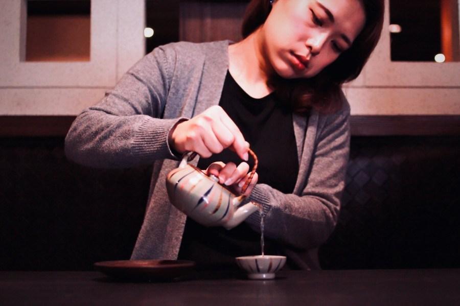 【新竹】竹北橙家新日本料理,光影與視覺間的味蕾享受