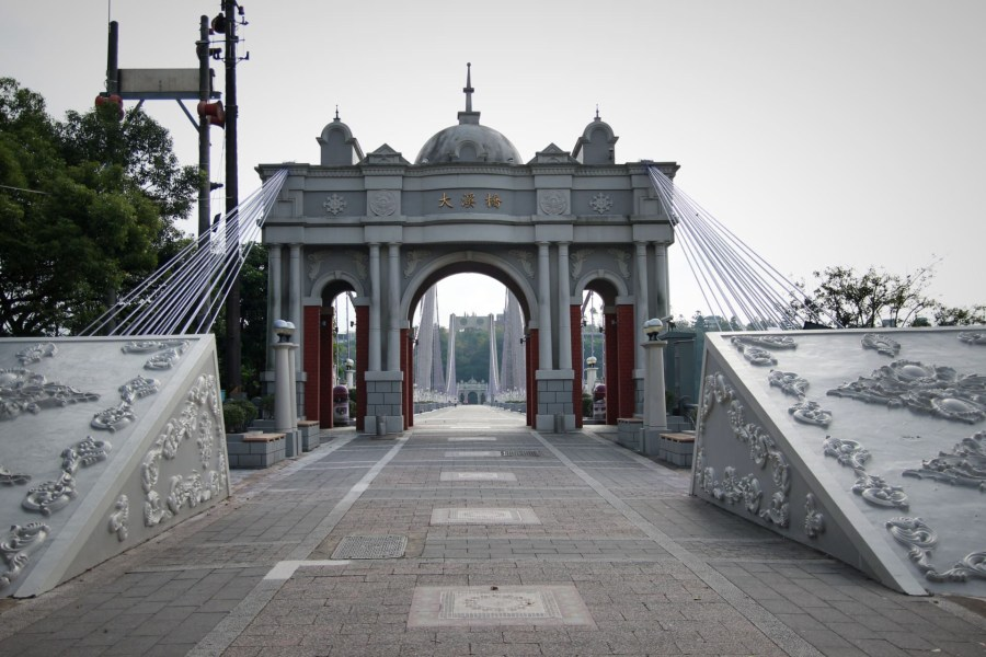 【桃園】大溪老街,嶄新風貌環城一日遊。