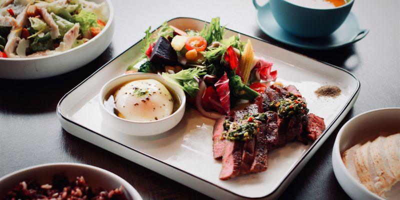 台中美食/南屯區奧兒法輕食健身餐,完全顛覆Ann對健身餐的想像