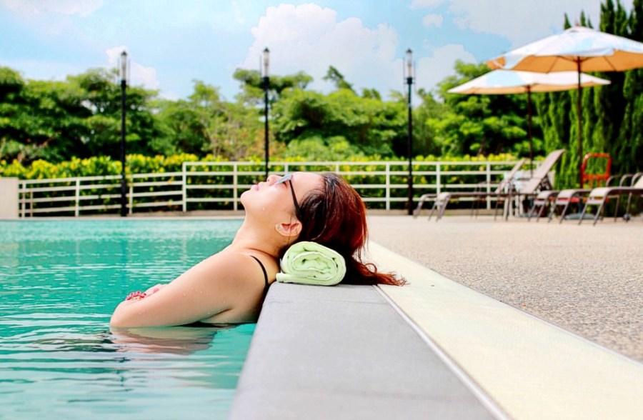 台中旅遊住宿/台中清新溫泉飯店,七月鬼門才剛開,服務人員看到客人像看到鬼