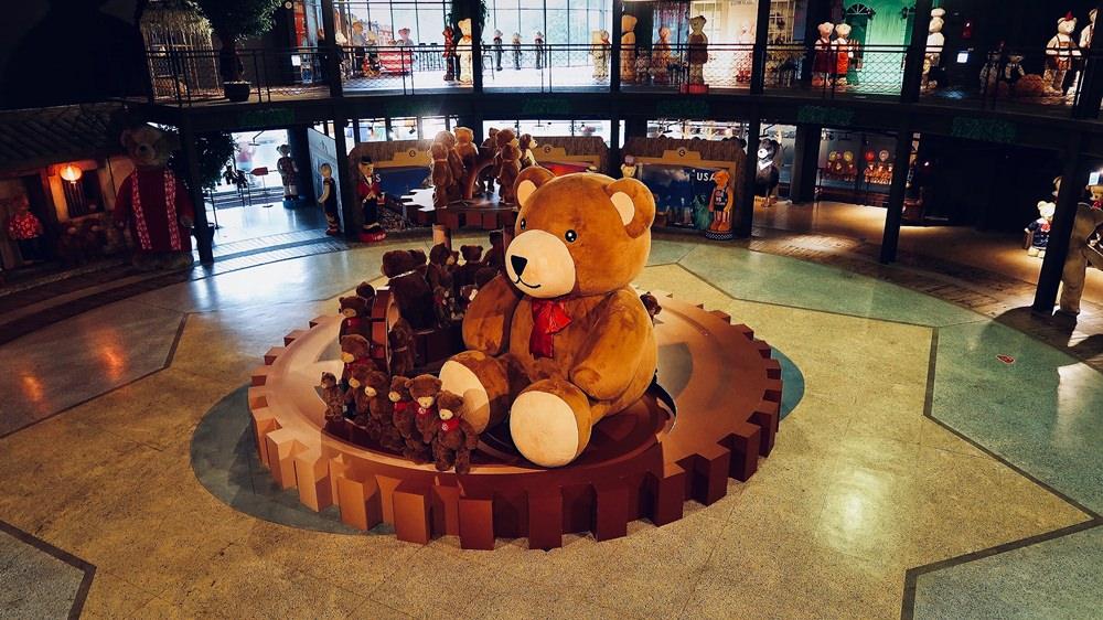 新竹旅遊景點/關西小熊博物館,亞洲最強大的泰迪熊博物館,帶您環遊世界去 - Ann‧榜哥‧生活事務所
