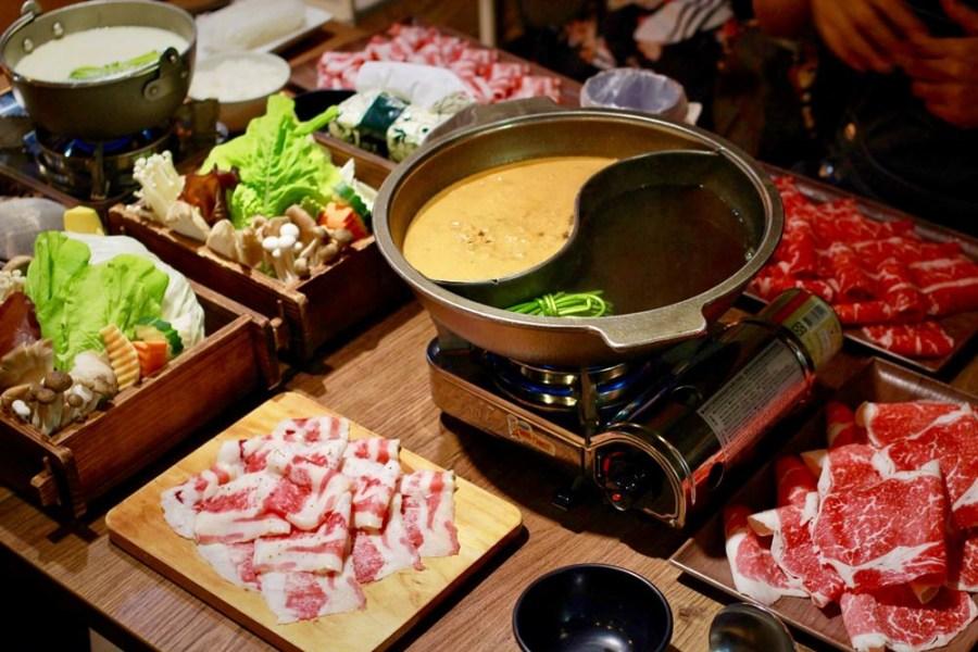 桃園鍋物美食/中壢鐵炭魂湯屋創意鍋物,秋意漸涼來鍋暖暖的個人鍋物
