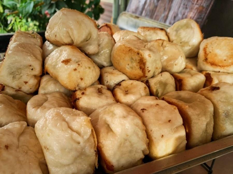 桃園平價美食/南桃園好吃的5家水煎包Part2,平價的水煎包你吃過哪幾家?