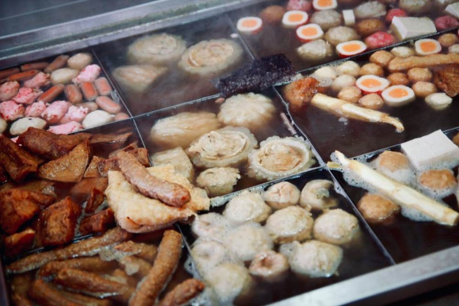 苗栗平價美食/後龍慈雲宮周圍小吃美食,推薦9間必吃,你都吃過了嗎?