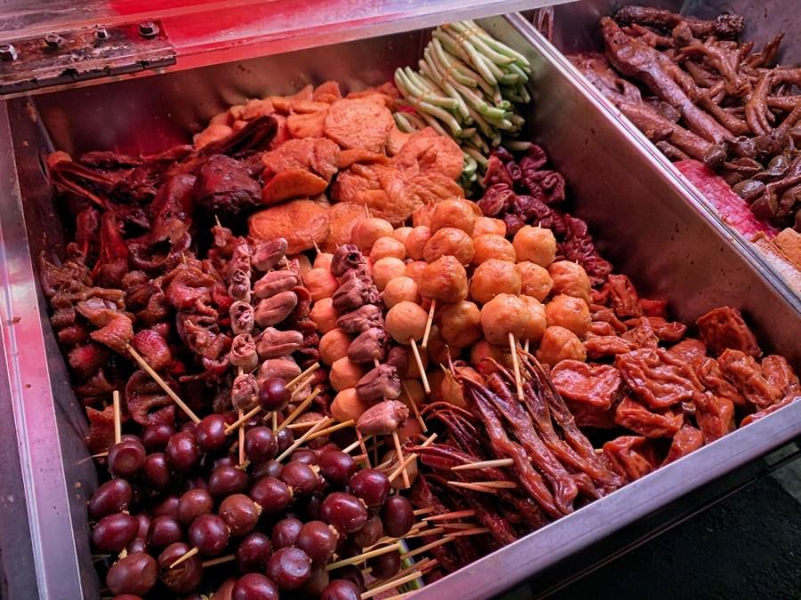 桃園平價美食/龍潭龍元宮周圍晚餐宵夜小吃美食,推薦8間必吃,你都吃過了嗎?
