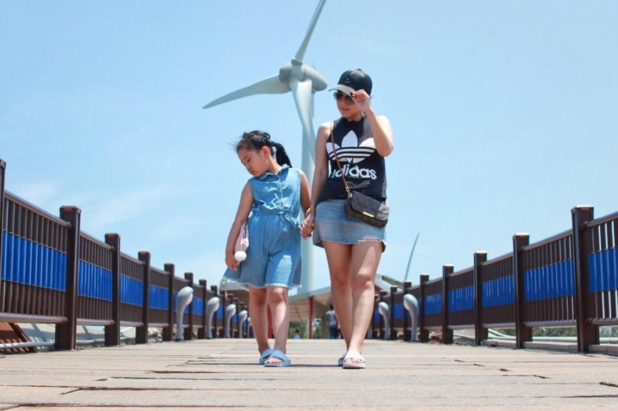 苗栗旅遊景點/竹南龍鳳漁港,吹海風品小吃享受在地店家的熱情招待