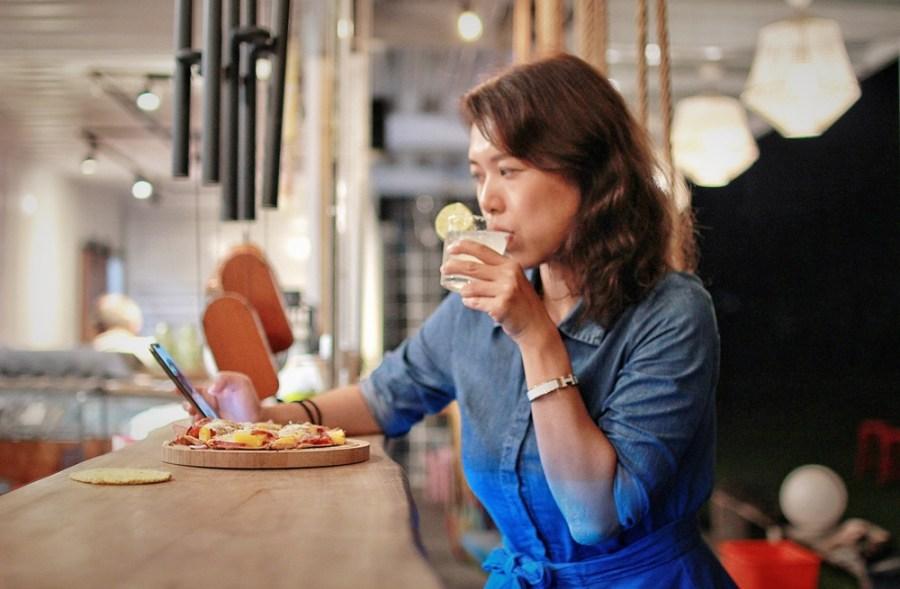 台東景觀餐廳/成功浮定咖啡fudin Café,放慢步調好好地放鬆休憩一會吧!