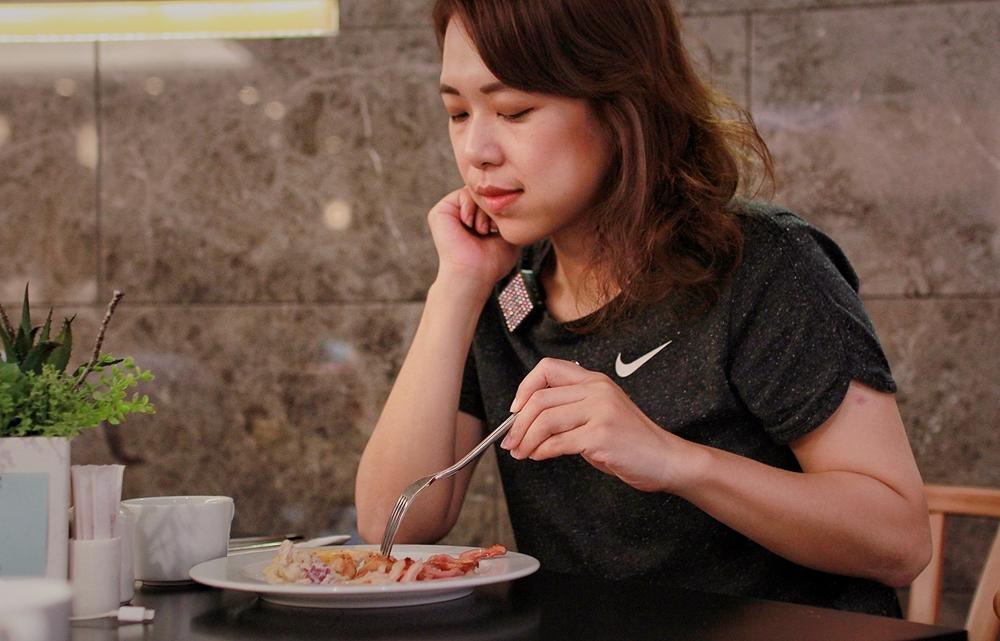 宜蘭美食/礁溪麒麟大飯店-桂苑,入住享受一泊二食,來這用餐還算不錯!