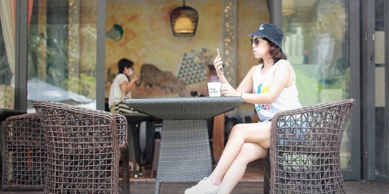 新竹景觀餐廳/竹東莫內咖啡,漫遊在桃竹苗台三線上中繼休憩的好地方