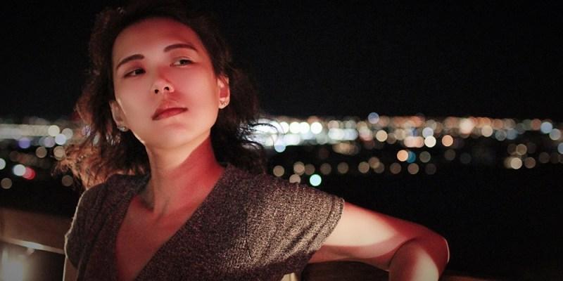 桃園景觀餐廳/蘆竹151高地景觀餐廳,大古山賞視野遼闊的無敵夜景,不時還可看飛機起降