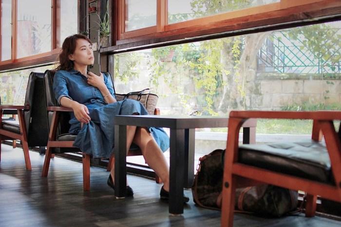 新竹景觀餐廳/內灣最初咖啡,一牆之隔就能遠離喧囂的內灣老街,靜靜享受最初的美