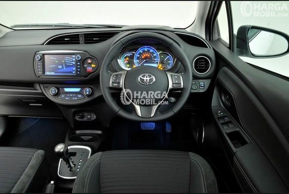 harga new yaris trd 2018 grand avanza g luxury spesifikasi toyota dan review lengkap gambar bagian dashboard mobil sportivo