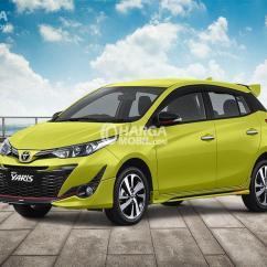 Harga New Yaris Trd 2018 Grand Avanza E Mt Spesifikasi Toyota Dan Review Lengkap Gambar Sportivo Berwarna Kuning Sebagai Tipe Tertinggi