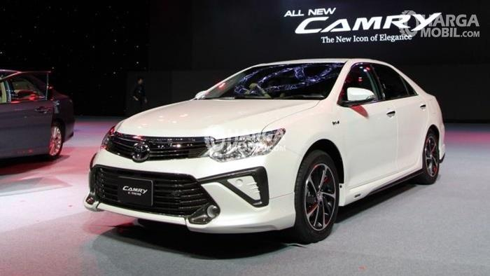 all new camry 2017 indonesia toyota philippines review hybrid harga dan spesifikasi lengkap