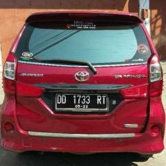 Harga Grand New Avanza Makassar Veloz Auto 2000 Mobil 2017 Di The Amazing Toyota 1 5 Luxury At Dijual 236351