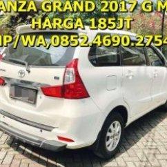 Harga Grand New Avanza G 2017 Tanduk Depan Veloz Toyota Istimewa 15883 0