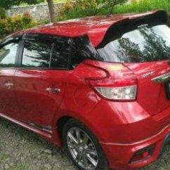 Toyota Yaris Trd Merah Harga All New Kijang Innova Bekas Dijual Cepat 2014 Matic Km Rendah 17829 3