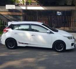toyota yaris trd matic modifikasi grand new avanza 2016 dijual cepat 69132 0