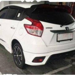 Harga New Yaris Trd 2018 Mud Guard Grand Veloz Toyota Sportivo Hatchback 1096 0