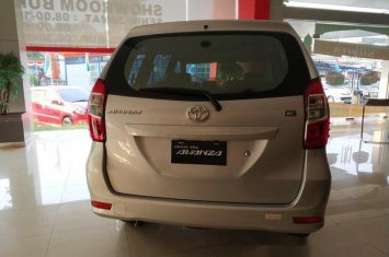 grand new avanza warna hitam vs veloz jual toyota g 2017 854 0