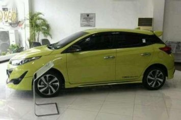 toyota yaris trd sportivo manual jual all new 2014 mt tahun 2018 64039 0