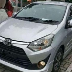New Agya 1.2 Trd Silver Harga All 2018 Toyota 1 2 G Mt 81854 0