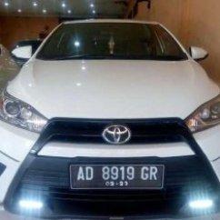 Toyota Yaris Trd Sportivo Manual All New Kijang Innova Vs Crv Mt Tahun 2014 82311 0