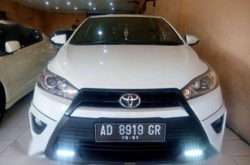 toyota yaris trd sportivo manual all new avanza veloz 2019 mt tahun 2014 82311 0