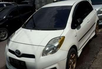 toyota yaris trd sportivo manual 2012 jual grand new avanza bekas 92804 0