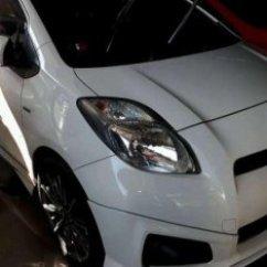 Toyota Yaris Trd 2013 Matic Perbedaan All New Alphard X Dan G S Lmtd Aslibali 132009 1
