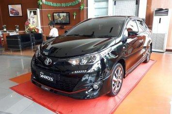 toyota yaris trd sportivo cvt 2018 gambar all new alphard dijual mobil hatchback 202404 3