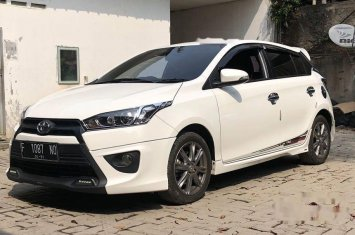 toyota yaris trd 2014 dijual harga second grand new avanza 2016 sportivo hatchback 245562 7
