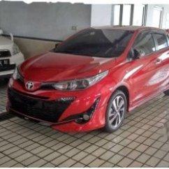New Yaris Trd Sportivo 2018 Toyota Modif Hatchback Dijual 268849 1