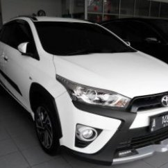 New Yaris Trd Heykers Harga All Alphard Executive Lounge Toyota Sportivo 2017 Hatchback Dijual 285316 0