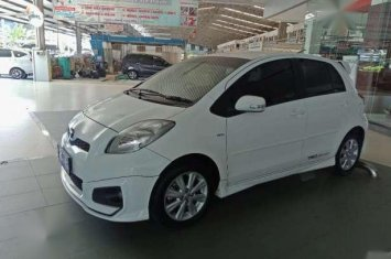 toyota yaris trd sportivo manual 2012 grand new avanza review indonesia dijual 279294 3