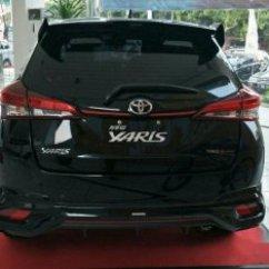 Toyota Yaris Trd Sportivo Cvt All New Vellfire 2.5 Zg Edition S 2018 Dijual 286306 0