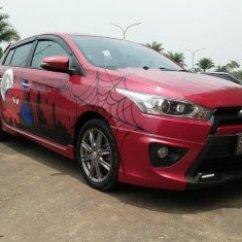 Toyota Yaris Trd Sportivo 2014 Grand New Avanza Ngelitik Dijual 321767 0