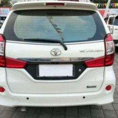 Grand New Avanza Veloz Matic Konsumsi Bbm All Kijang Innova Bensin Toyota 1 5 At 2017 Putih 331334 6