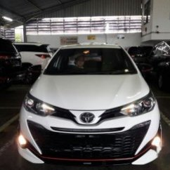 Toyota Yaris Trd Sportivo Specs All New Camry 2018 Philippines 2016 Best Series Special Introduced Bangkok Post Auto